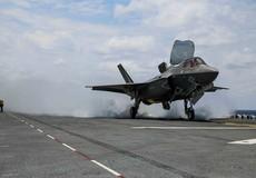 Hải quân Hàn Quốc muốn triển khai máy bay tàng hình F-35B trên tàu chiến