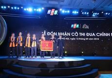 Tập đoàn FPT kỷ niệm 30 năm thành lập và nhận Cờ thi đua của Chính phủ