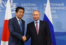 Nga đề xuất Nhật ký hiệp ước hòa bình trong năm 2018