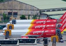 Tỷ lệ đúng giờ của VietJet Air trên mức chuẩn bình quân thế giới