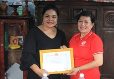 Vedan Việt Nam mang mái ấm nghĩa tình cho bà con tỉnh Đồng Nai