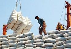 Giá gạo xuất khẩu tăng
