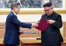 Lãnh đạo Triều Tiên tuyên bố sớm thăm Seoul, đóng cửa điểm thử tên lửa