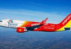 VietJet chào mừng những hành khách đầu tiên trên chuyến bay Nha Trang - Đà Nẵng