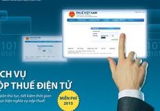 Ngày càng nhiều ngân hàng tham gia hệ thống nộp thuế điện tử và thông quan 24/7