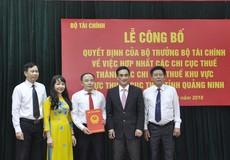 Quảng Ninh: Hợp nhất 7 chi cục thuế thành 3 chi cục thuế khu vực