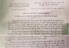 Vụ án hiếp dâm xảy ra tại Quận 7: Vì sao Kiểm sát viên bị tố cáo?