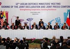 ASEAN thiết lập mạng lưới ứng phó các thách thức an ninh mới