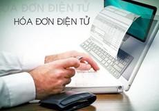 Hoàn thành thực hiện hóa đơn điện tử trước ngày 1/11/2020