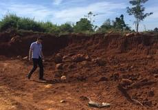 Chủ tịch xã bị đánh khi xử lý khai thác đất trái phép