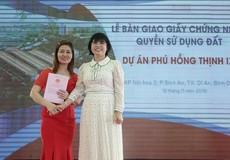 Phú Hồng Thịnh tạo nên diện mạo tốt đẹp cho nhiều khu dân cư ở Bình Dương