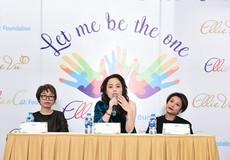 EllieVu Gala Fashion show và dự án hỗ trợ trẻ tự kỷ