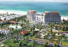 """""""Soi"""" tiến độ dự án nghỉ dưỡng 20.000 tỷ đồng lớn nhất Quảng Bình"""