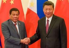Chủ tịch Trung Quốc thăm Philippines