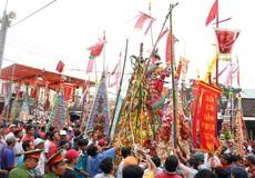 Độc đáo lễ hội Trai Đàng làng Bến Gỗ