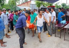 Vụ phó chủ tịch HĐND phường bị bắn chết: Người cha thẫn thờ kể lại giây phút con gái bị khống chế