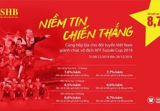 """Nhà băng """"mượn"""" AFF Cup tăng lãi suất huy động"""