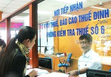 Ngành Thuế: Quyết liệt triển khai các giải pháp thu hồi nợ