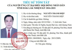 """Phó Chủ tịch HĐND tỉnh Đắk Lắk: """"Chưa có bằng đại học là do yếu tố lịch sử?"""""""