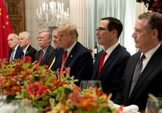 Đàm phán thương mại Mỹ - Trung có dấu hiệu tiến triển