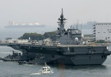Nhật sẽ có những tàu sân bay đầu tiên thời kỳ hậu chiến