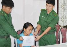 Biên phòng Nghệ An bắt đối tượng buôn người, giải cứu hai nạn nhân