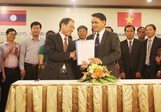 Ký kết thỏa thuận hợp tác công tác Tư pháp Nghệ An – Xiêng Khoảng