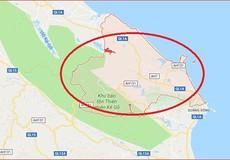 Động đất rung nhà nhiều xã ở Hà Tĩnh