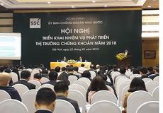Thị trường chứng khoán Việt Nam: Điểm sáng thu hút vốn nhà đầu tư nước ngoài