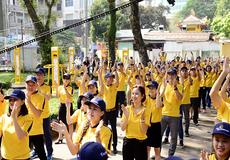 """Sun Life Việt Nam tài trợ chính cho Giải chạy bộ """"Sun Life Việt Nam – Đường chạy Khởi đầu tỏa sáng 2018"""""""