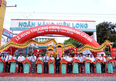 Kienlongbank khai trương Phòng giao dịch Cái Bè tại Tiền Giang