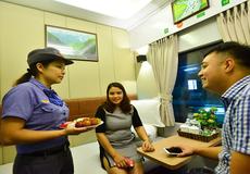 Sắp vận hành toa xe khoang 2 giường tiện nghi Hà Nội – TP HCM