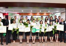 Vietcombank phát động tháng bảo hiểm Vietcombank- Cardif