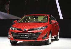 Toyota Việt Nam ưu đãi cho khách hàng mua  Vios trong tháng 11 và 12