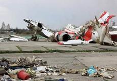 Tin mới nhất vụ máy bay rơi làm Tổng thống Ba Lan thiệt mạng