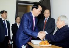 Mong nguyên Tổng Bí thư Đỗ Mười trường thọ, tiếp tục góp ý xây dựng đất nước