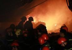 Cháy dữ dội tại Hà Nội đêm Valentine