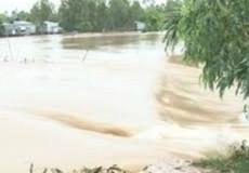 Hà Nội báo động lũ một loạt sông