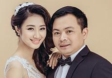 Hoa hậu Thu Ngân chia sẻ về cuộc sống với chồng đại gia hơn 19 tuổi