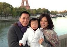 Chồng Triệu Vy tuyên bố không đứng sau vợ nữa