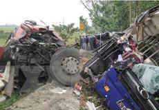 Tai nạn xe chở khách, 3 người chết, nhiều người bị thương