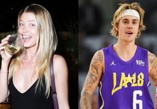 Chân dung cô gái tóc vàng được cho là tình mới của Justin Bieber