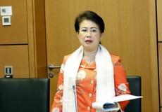 Cách hết chức vụ Đảng, đề nghị bãi nhiệm ĐBQH đối với bà Phan Thị Mỹ Thanh