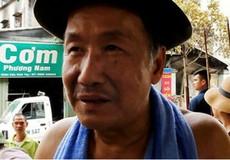 Ông lão lao vào biển lửa cứu sống 6 người trong vụ cháy ở Hà Nội