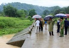 Tìm thấy thi thể thiếu úy công an bị lũ cuốn trôi ở Quảng Ninh