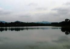 Phát hiện thi thể Trưởng Công an xã trên hồ