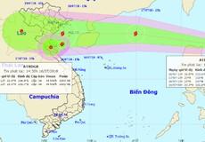 Bắc miền Trung vừa phải đối phó áp thấp nhiệt đới, vừa đề phòng bão đổ bộ