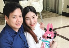 Cuộc sống nhung lụa của 3 Hoa hậu mới sinh con cùng chồng đại gia