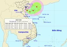 Áp thấp nhiệt đới mạnh gây nguy hiểm toàn khu vực Vịnh Bắc Bộ