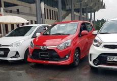 Ô tô nhỏ 300 triệu đổ bộ cả loạt vào thị trường Việt